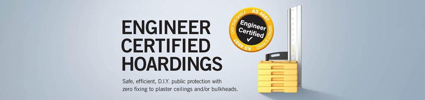 Engineer Certified Hoardings