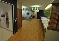 Amenities  Refurbishment