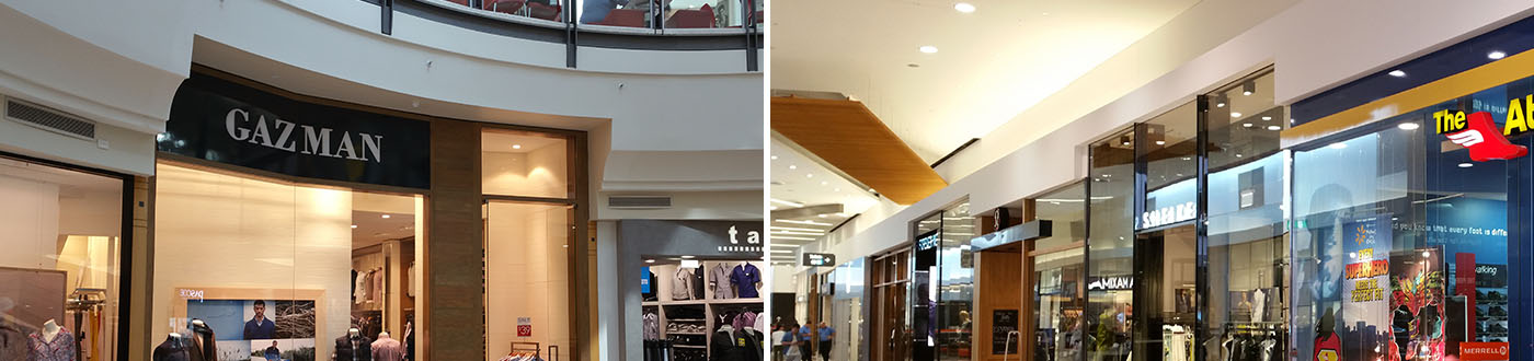 Tenancy / Mall Bulkhead Lifts