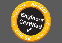 Engineer Certified AS 4687
